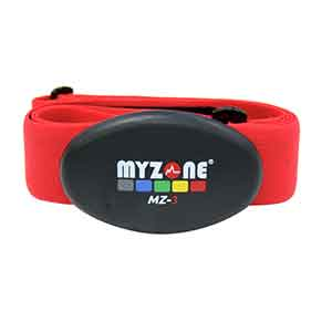 MYZONE MZ3 Physical Heart Rate Activity Belt