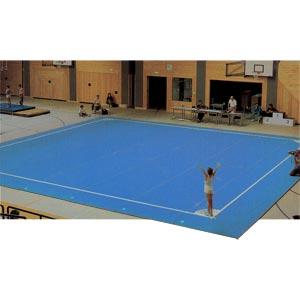 Beemat Gymnastics Floor Area 12m x 12m