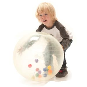 First Play Activity Ball