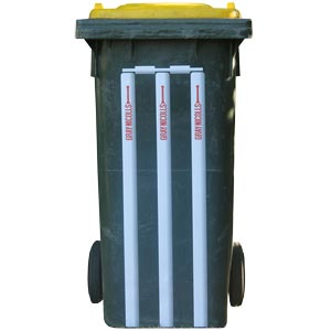 Gray Nicolls Wheelie Bin Stumps