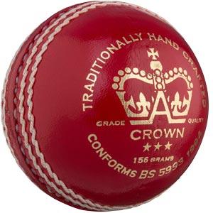 Gray Nicolls Crown 3 Star Cricket Ball