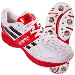 Gray Nicolls Atomic Spiked Junior Cricket Shoes