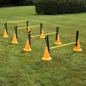 Ziland Pro Hurdle Set