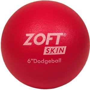 Zoft Dodgeball 6 Inch