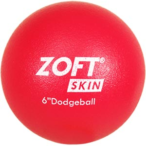 Zoftskin Dodgeball 6 Inch