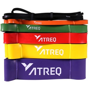 ATREQ Power Bands Full Set