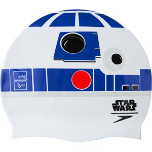 Speedo Junior Star Wars R2D2 Swimming Cap