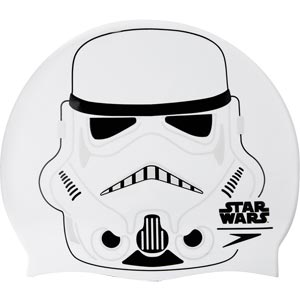 Speedo Junior Star Wars Stormtrooper Swimming Cap