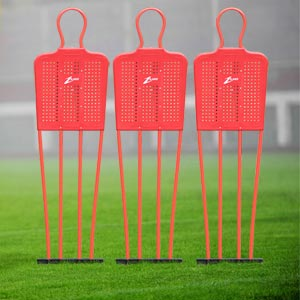 Ziland Football Free Kick Mannequin 6ft 3 Pack