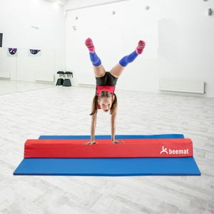 Beemat Balance Beam and Mat