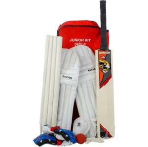 Ranson Junior Batsman Set Size 6 Bat