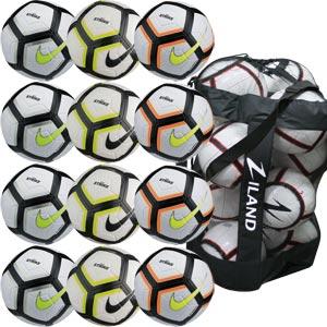 Nike Strike Team Match Football 12 Pack Assorted