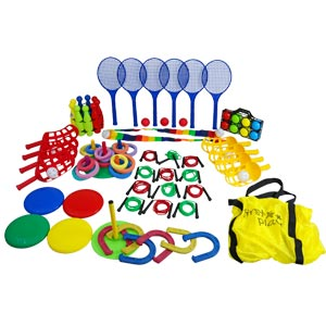 First Play Playtime Games Kit