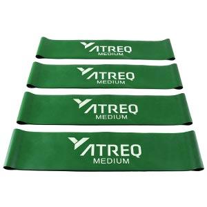ATREQ Medium Mini Loop Band 9-11kg 4 Pack