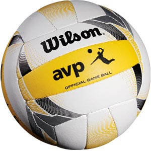Wilson AVP II Game Official Volleyball