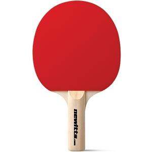 Table Tennis Bat Smooth With Sponge Rubber