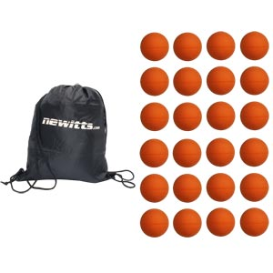Zoft Foam Mini Tennis Ball 24 Pack