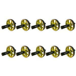 Apollo Ab Wheel 10 Pack