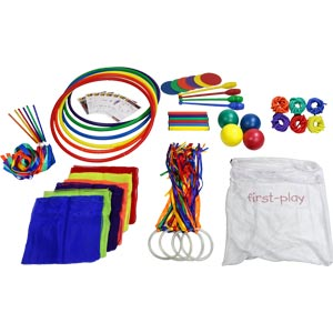 First Play Creative Movement Kit