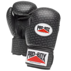 Pro Box Base Spar Senior Sparring Gloves Black