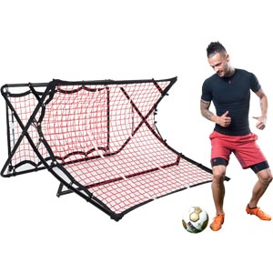 Pure2Improve Soccer Rebounder