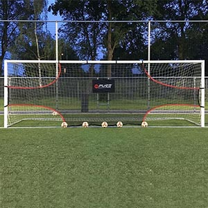 Pure2Improve Practice Football Net