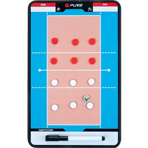 Pure2Improve Volleyball Coach Board