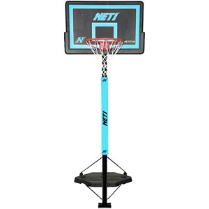 Net1 Competitor Portable Basketball Set