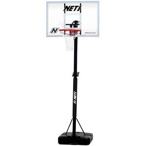 Net1 Specialist Portable Basketball Set