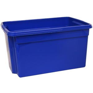 Wham 50 Litre Stack and Store Plastic Box