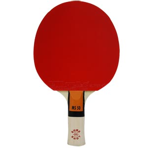Sure Shot Matthew Syed 50 Table Tennis Bat