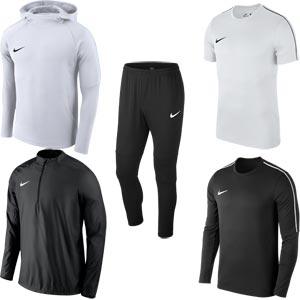 Nike Team 18 Performance Pack White/Black