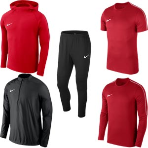 Nike Team 18 Performance Pack University Red/Black