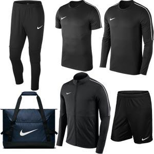 Nike Park 18 Tour Pack Black/Black