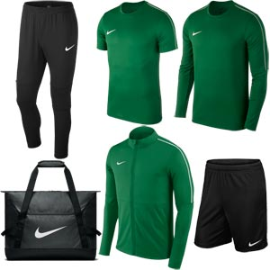 Nike Park 18 Tour Pack Pine Green/Black