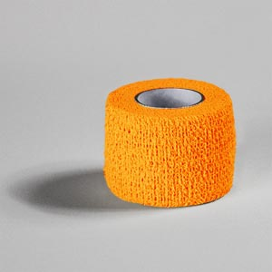 Empire Cohesive Wrap 4.5m x 3.8cm Orange