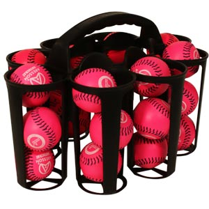 Aresson Autocrat Rounders Ball Pink 24 Pack