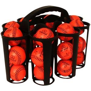 Aresson Autocrat Rounders Ball Orange 24 Pack