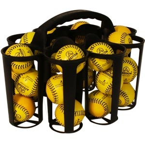 Aresson Autocrat Rounders Ball Yellow 24 Pack
