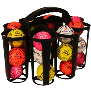 Aresson Autocrat Rounders Ball Assorted 24 Pack