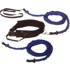 SAQ Double Swivel Viper Belt