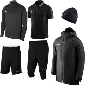 Nike Coach 18 Pack Black/Black