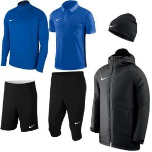 Nike Coach 18 Pack Royal Blue/Black