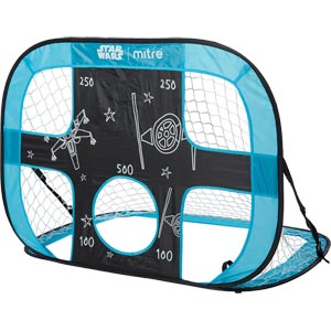 Mitre Star Wars 2 in 1 Pop Up Target Goal