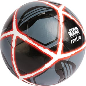 Mitre Star Wars Kylo Ren Match Football