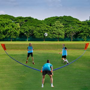 Ziland Foot Volley Practice Net