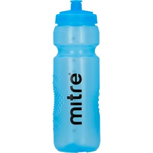Mitre Sports Water Bottle 800ml Blue