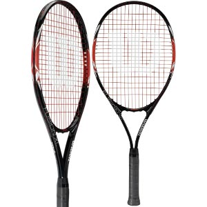 Wilson Fusion XL Tennis Racket