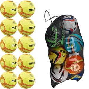 Mitre Expert Handball 10 Pack