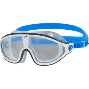 Speedo Biofuse Rift Swimming Mask Bondi Blue/White/Clear